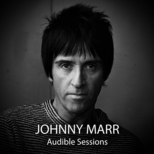 FREE: Audible Sessions with Johnny Marr cover art