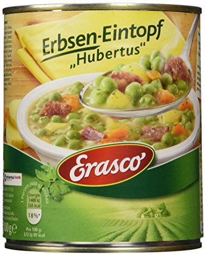 Erasco Erbsen-Eintopf Hubertus, 800 g