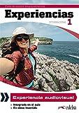 Experiencias Internacional 1. Experiencia audiovisual (Métodos - Jóvenes y adultos - Experiencias - Nivel A1)