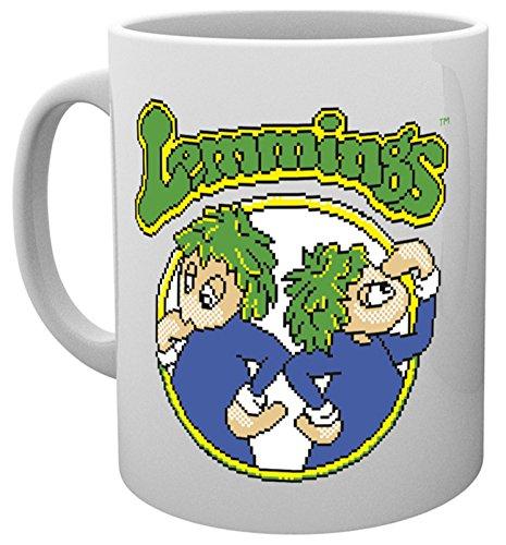 Lemmings Gamer Mug