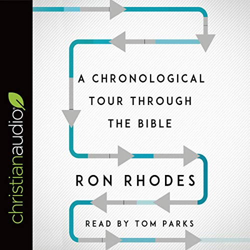A Chronological Tour Through the Bible audiobook cover art