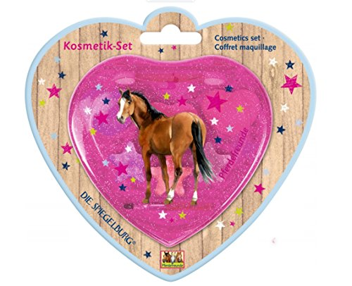 Kosmetik-Set Pferdefreunde