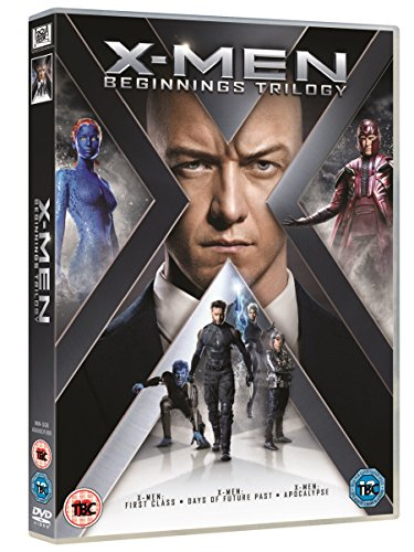 X-Men: Beginnings Trilogy [DVD]