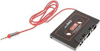 MERIGLARE Adaptador Auxiliar de Caixa Registradora para Carro de 3,5 Mm Adaptador de Cassete IC800 Transmissor de áudio Au...
