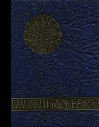 (Reprint) 1950 Yearbook: Sequoia High School, Redwood City, California