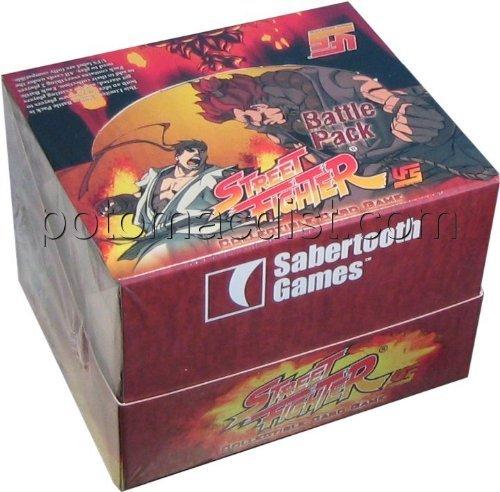 Street Fighter Battle Pack