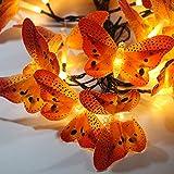 Led Faser Schmetterling Solar Fairy String Licht Schmetterling Outdoor Garten Terrasse Street Party Dekoration Weihnachten Urlaub Hochzeitsdekoration