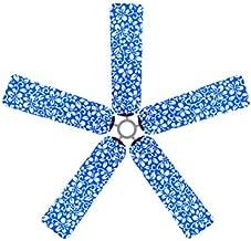 Fan Blade Designs Blue Hawaiian Ceiling Fan Blade Covers