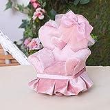 MUY Chic Rose Canapé Bijoux Boîte De Rangement Cas Collier Boucles d'oreilles Organisateur Cas Saint Valentin Boîte Souvenir