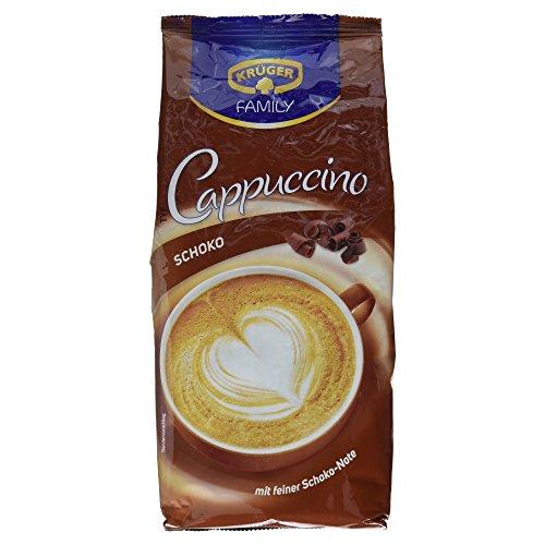 KRÜGER Family Cappuccino Schoko (1 x 500 g)
