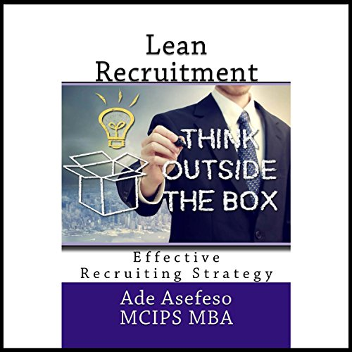 Lean Recruitment cover art