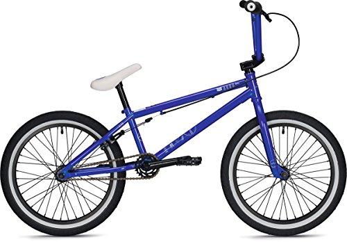 BMX Haro Boulevard Freestyle 20,5' Oberrohr 20' Räder Rh 24 cm blau