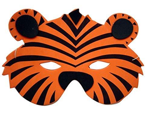Careta Tigre Eva.