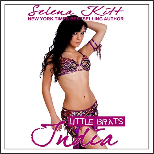 Little Brats: India audiobook cover art
