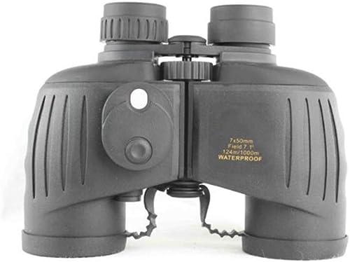 Jumelles HWZ W14 7x50 à focale Moyenne en nitrogène étanche HD télescope de Chasse Jumelles d'extérieur