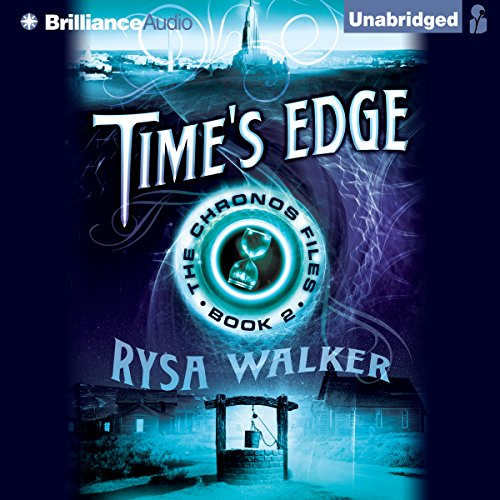 Time's Edge audiobook cover art