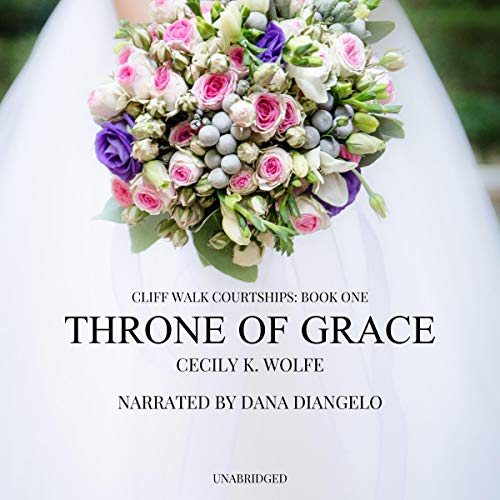 Throne of Grace audiobook cover art