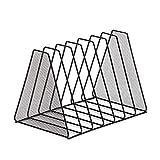 File Organizer Office Supplies Multi-Layer Metal Iron Net File Shelf File Organizer Holder Office Desktop File Folder