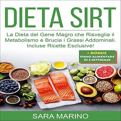 Dieta Sirt copertina