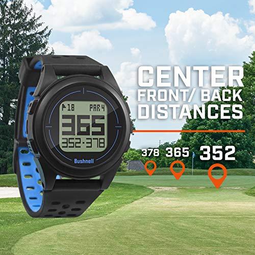 Bushnell ION 2 GPS de Golf Noir/Bleu Taille Unique