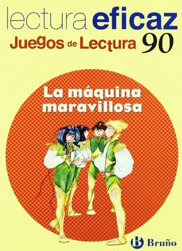 La máquina maravillosa Juego Lectura (Castellano - Material Complementario - Juegos De Lectura) - 9788421657478 (Juegos Lectura Eficaz)