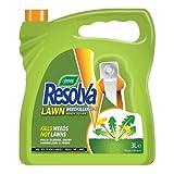 Resolva 3 Litre RTU Extra Lawn Weedkiller