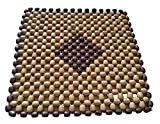 Q1 Beads S/M/L/XL/XXL Wooden bead seat cover cushion for swift,baleno,Tiago,Polo,Dzire,Etios,chair,...