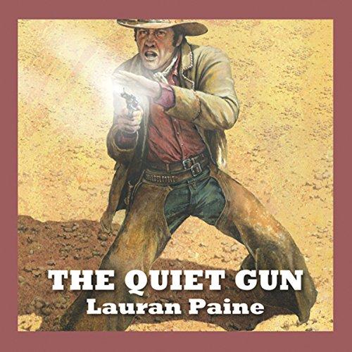 The Quiet Gun audiobook cover art