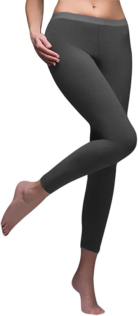 HEAT HOLDERS Women's 0.61 tog Microfleece Thermal Pant/Leggings