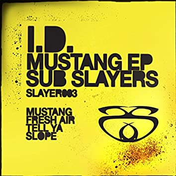 Mustang - EP