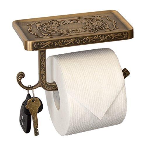 Kshzmoto Paper Towel Rack Paper Towel Storage Holder Paper Roll Holder Kitchen Roll Holder Utensil Tool Holder