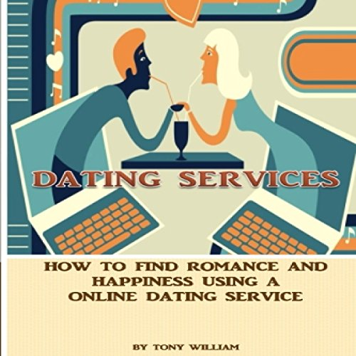 Dating Services audiobook cover art