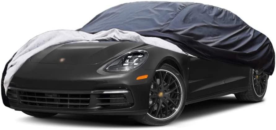 Old street Car Cover Compatible SW 100% quality warranty Custom-Fit with Courier shipping free shipping Peugeot 206