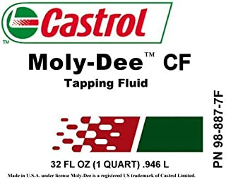 CASTROL VARIOCUT C Moly-DEE Cutting Fluid 32OZ PN 98-887-7F (Expedited DELIVERY NOT Available)