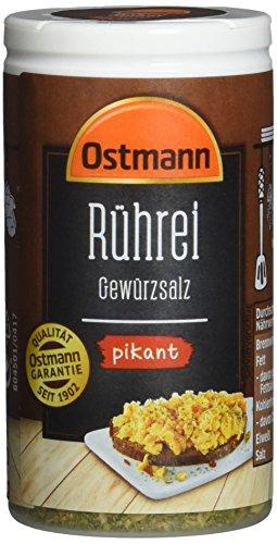 Ostmann Rührei Gewürzsalz pikant, 4er Pack (4 x 45 g)