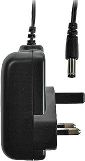 Powerpax 12V 1A Switch Mode Power Supply UK Plug - 1.5m