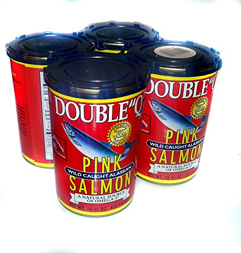Double Q Pink Salmon 4 x 14oz Cans