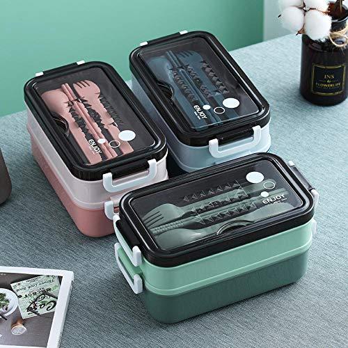 Termo Para Comida Tartera Electrica Fiambrera Electrica Bento Lunch Box Nivel 3...