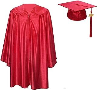 Shiny Kindergarten Gown Cap Tassel 2019