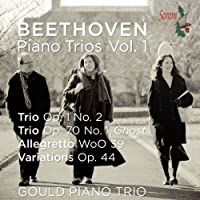 Beethoven: Piano Trios, Vol. 1 (2012-07-10)