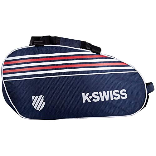 K-Swiss Performance Paletero Kswiss Heritage Pro Sportsack, bunt, Einheitsgröße