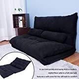 Best Futon Sofas - Merax Floor Sofa Bed Adjustable Floor Couch Sofa Review