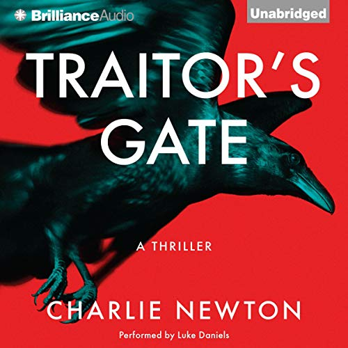 Traitor's Gate Audiobook By Charlie Newton cover art