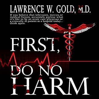 First, Do No Harm audiobook cover art