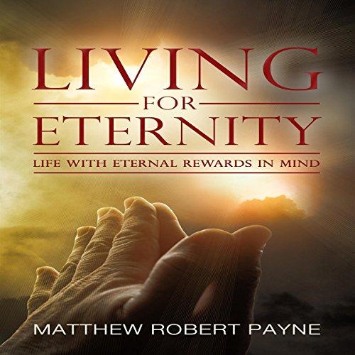 Living for Eternity audiobook cover art