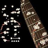 Jockomo ツリー・オブ・ライフ 桜 ギターに貼る インレイステッカー