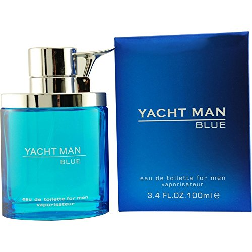 Myrurgia Yacht Man Blue Eau De Toilette Vaporisateur/spruzza