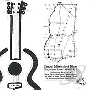 Central Mississippi Blues 1928 - 1935