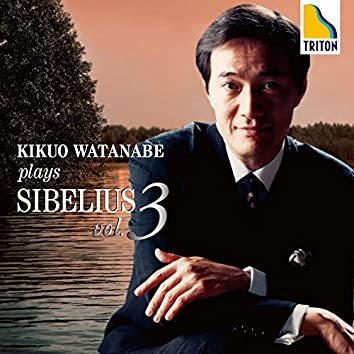 Kikuo Watanabe Plays Sibelius Vol. 3