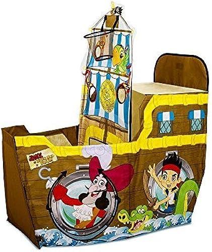 n ° 1 en línea Playhut - Jake and the Neverland Pirates - Jake's Jake's Jake's Coconut Shooter Boat Play Tent by Playhut  servicio honesto